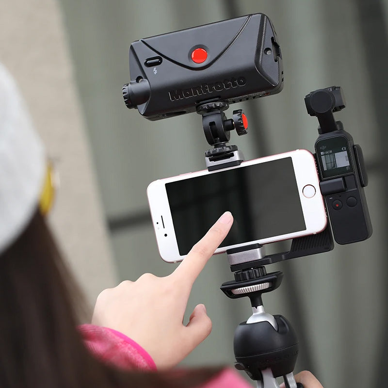 Dji osmo pocket phone holder