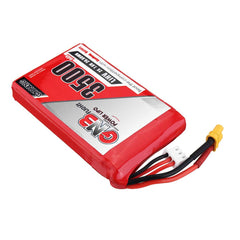 Frsky QX7 QX7s Radio Transmitter Battery 2s 3500mah