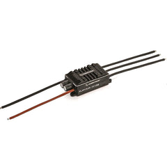 Original Hobbywing Platinum HV V4 130A BEC / OPTO 5-14S Lipo Empty mold Brushless ESC for RC Drone Helicopter Aircraft
