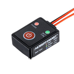 Hobbywing Electronic Power Switch waterproof for RC receiver multiple functions low voltage battery capacity indication