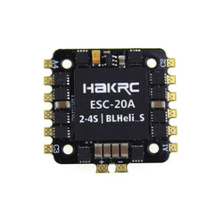 20A 4-in-1 Blheli_S ESC mini F3 F4 flight controller board built-in barometer OSD 20x20mm brushless support 4S for FPV drone