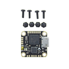 HAKRC 16x16mm F4 2S flight controller AIO OSD BEC for RC drone FPV racing