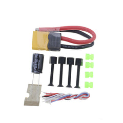 HAKRC flytower F722 BEC 5V/2A 9V/2A flight controller & 50A 4in1 3-6S ESC combo for RC toys FPV RC quadcopter accs