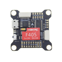 HAKRC F405 flight controller 5V 9V dual BEC OSD 3-9S MPU6000 for RC drone FPV racing accessory