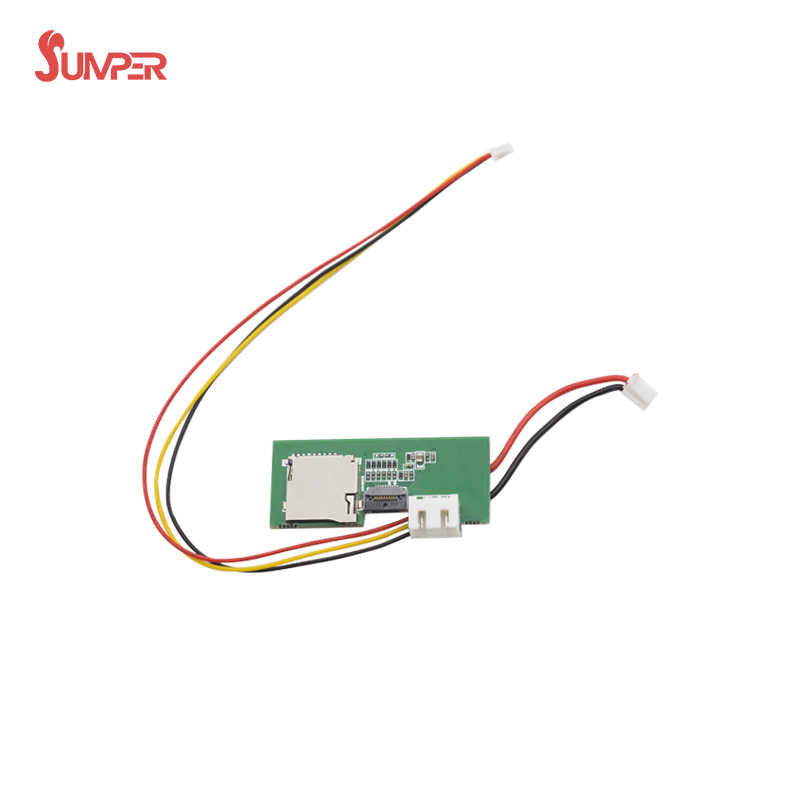 Jumper T16 Pro Replacement SD card slot PDB