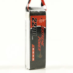 Extremepower 2200mah 3s 11.1V Lipo Battery for Rc Airplane, 35C discharge rate