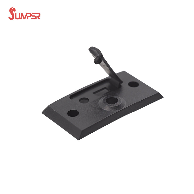 Jumper T16 transmitter upgrade parts - bezel/top plate for USB C charge port