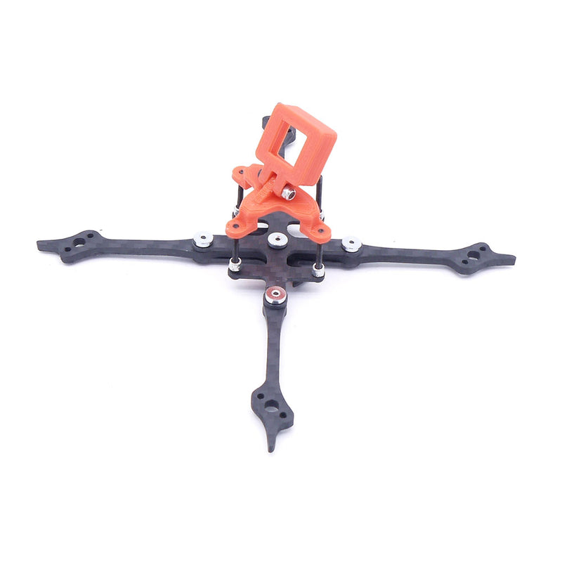 "125mm fpv toothpick x frame 3"" inch fpv drone frame"