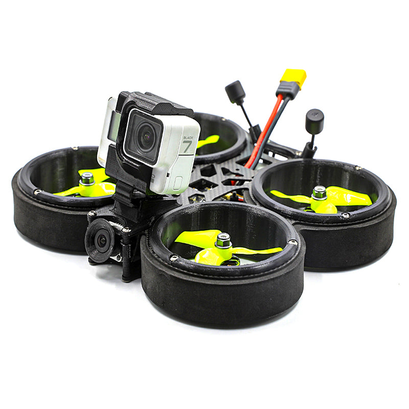 "DroneBee HD 3"" Ducted CineWhoop FPV Drone PNP w/ DJI FPV Air Unit, Camera, Goggles"