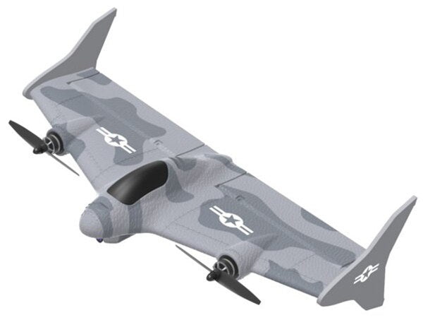 MIRAGE F500 RC WING AIRPLANE VERTICAL LIFT FLIGHT EPP FPV RACER RTF