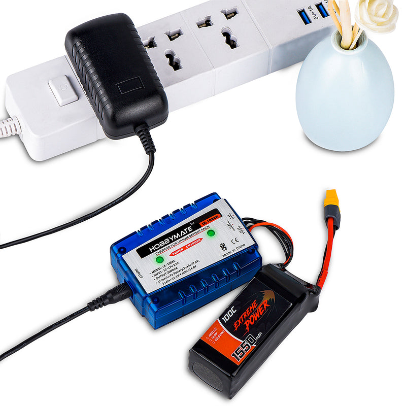 lithium polymer battery charger