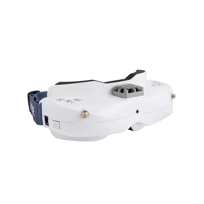 SKYZONE SKY02X FPV Goggles 5.8Ghz 48CH Diversity, Support 2D/3D HDMI Head Tracking & Fan DVR w/Front Camera For FPV Drone Quadcopter