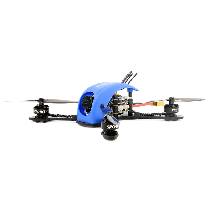 SPC Maker KillerWhale 115mm F4 Whoop FPV Racing Drone PNP BNF w/ 1103 8500KV Runcam Nano 2 Camera