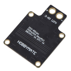 XT60 PDB Power Distribution Board - Support 3-6S Input, 5V/12V Output Support The LC Filter, w/Current Sensor