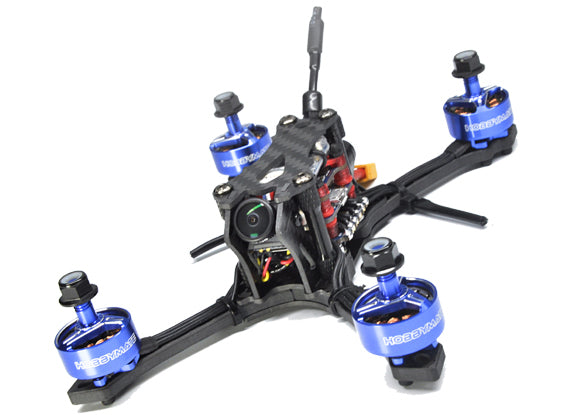 "ASTEROID 3"" MINI FPV RACING DRONE KIT / PNP / BNF Support 4S and 6S Power"