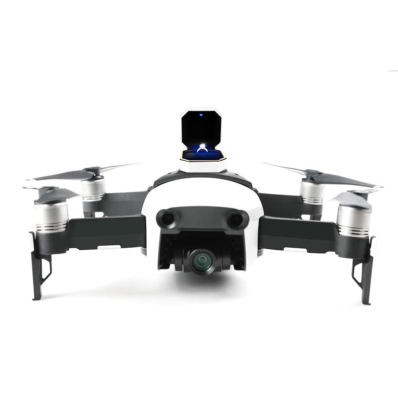 Dji Mavic 2 Top Canopy Connector Adapter - Pgytech