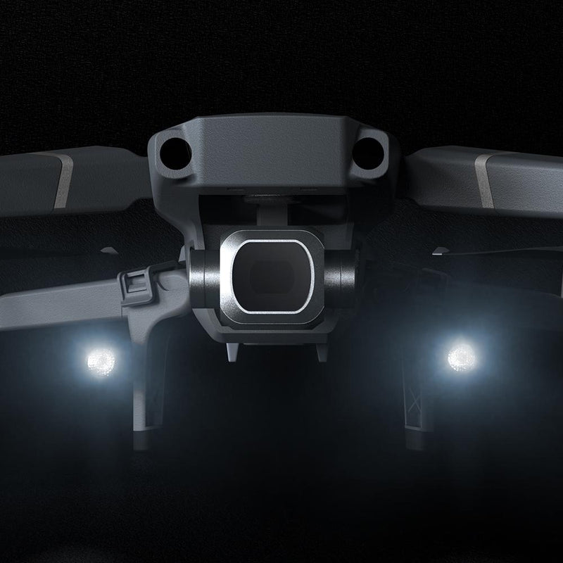 Landing Gear Extensions & Led Headlamp Set for DJI Mavic 2