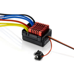 Hobbywing QuicRun WP-860 Dual Brushed Waterproof 60A ESC For 1/8 RC CAR, Crawler