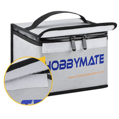 HOBBYMATE Lipo Battery Safe Bag Fireproof - For Lipo Battery Charging, Lipo Battery Storage