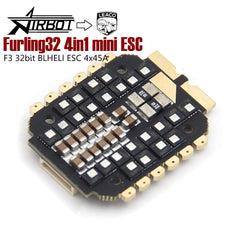 Furling32 4in1 mini ESC - F3 32bit BLHELI ESC 4x45A