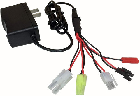 Rc Car Battery Charger, Nimh Nicd Battery Pack Charger, Airsoft Charger