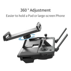 Tablet Bracket Holder - Pad Holder for DJI Mavic 2/Mavic Air/Mavic Pro/Spark Remote Control