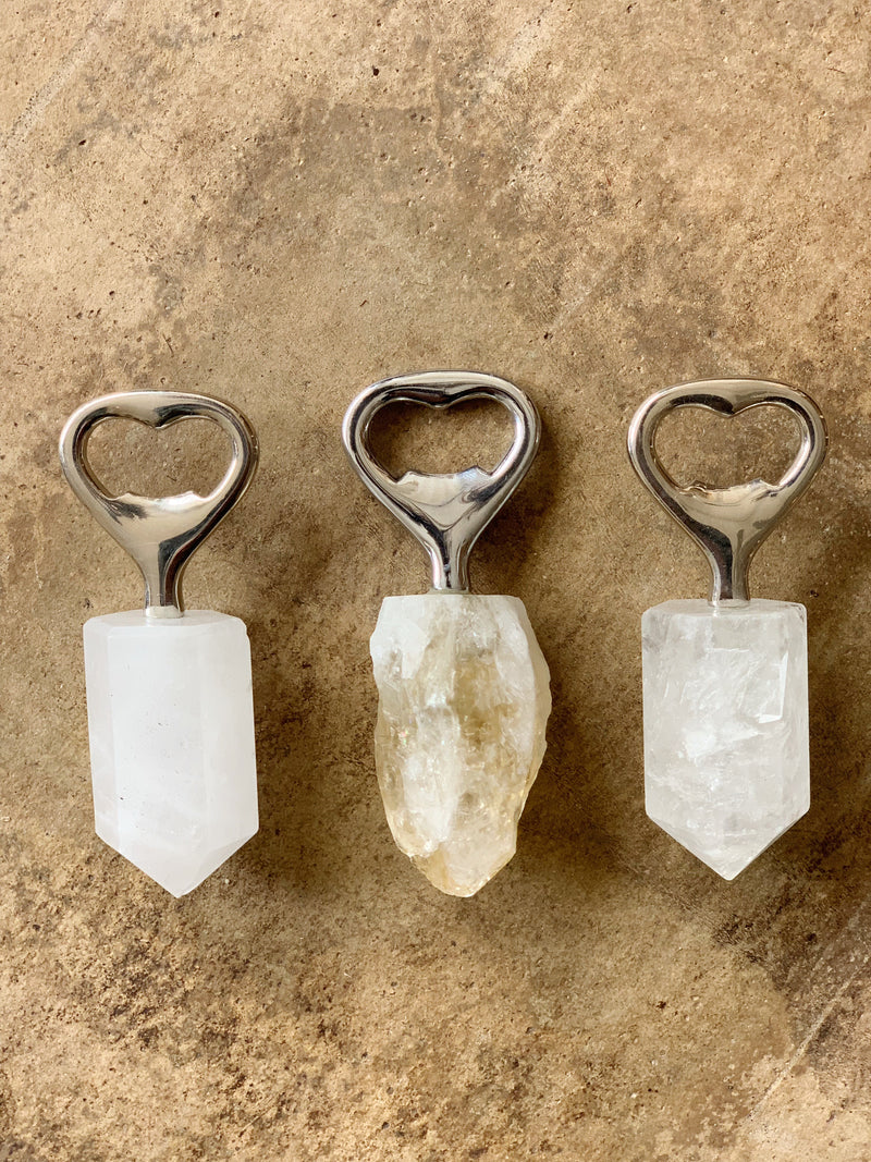 Quartz Bottle Opener