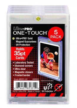 35PT UV ONE-TOUCH Magnetic Holder  (5pcs per Pack)