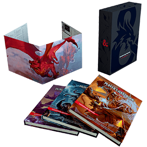 D&D Core Rules Gift Set