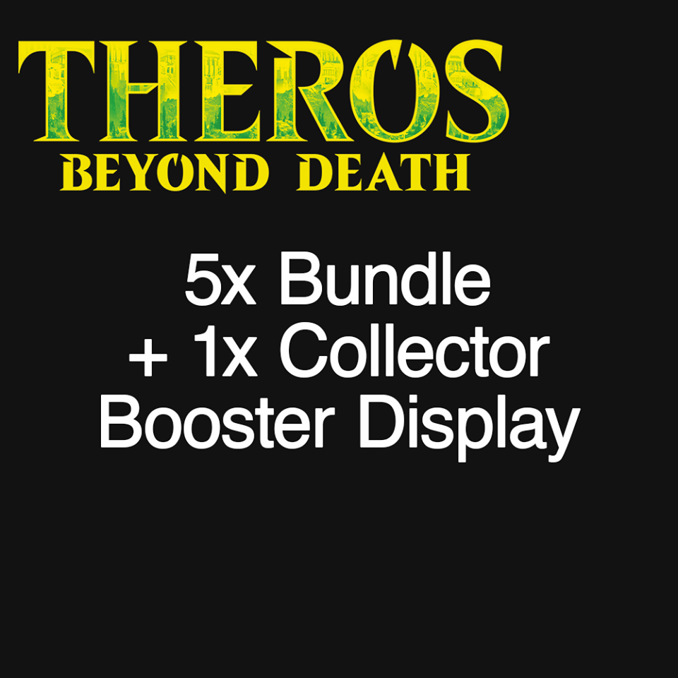 THB 5 Bundle + 1 Collectors Box (Non-WPN)