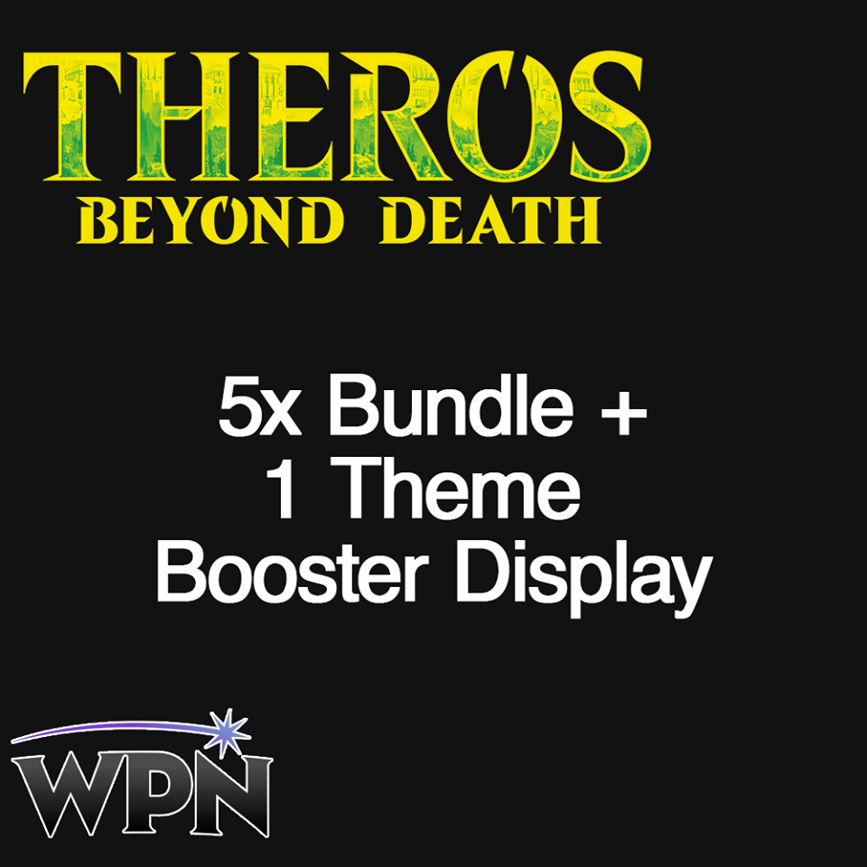 THB 5 Bundle + Theme Booster Display (WPN)