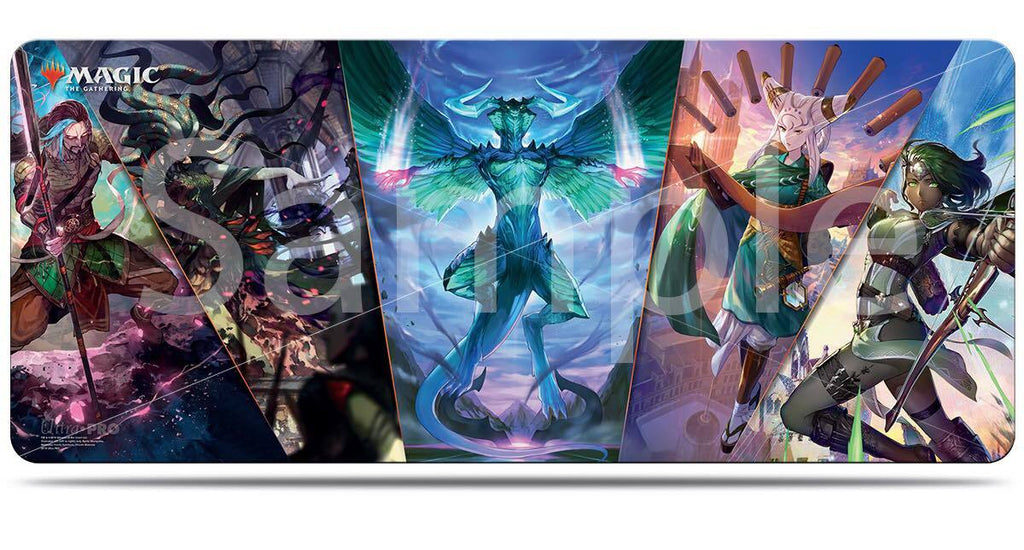 (Preorder Deadline September 12 2019 12nn) Ultra Pro WAR Japanese Alt Art Playmats