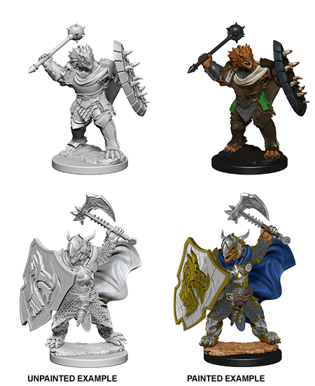 D&D Nolzur's Marvelous Miniatures Wave 1 to 4