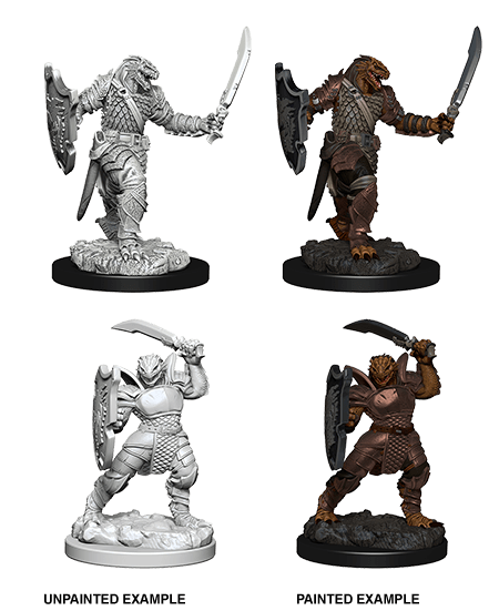 D&D Nolzur's Marvelous Miniatures Wave 5 to 7