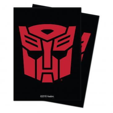 Transformers Deck Protector sleeves 100ct for Hasbro