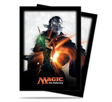 Standard Deck Protector sleeves for Magic 80ct