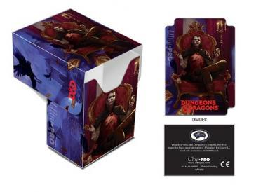 Dungeons & Dragons Full-View Deck Box