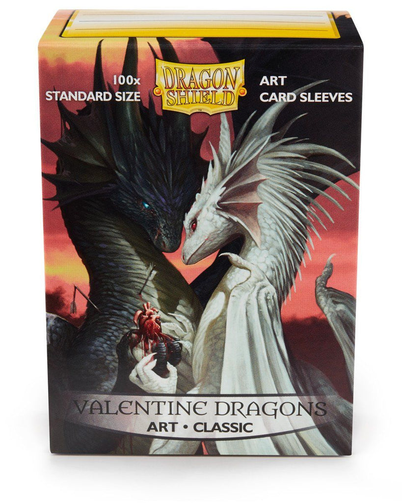 Dragon Shield Art (100 ct in box)