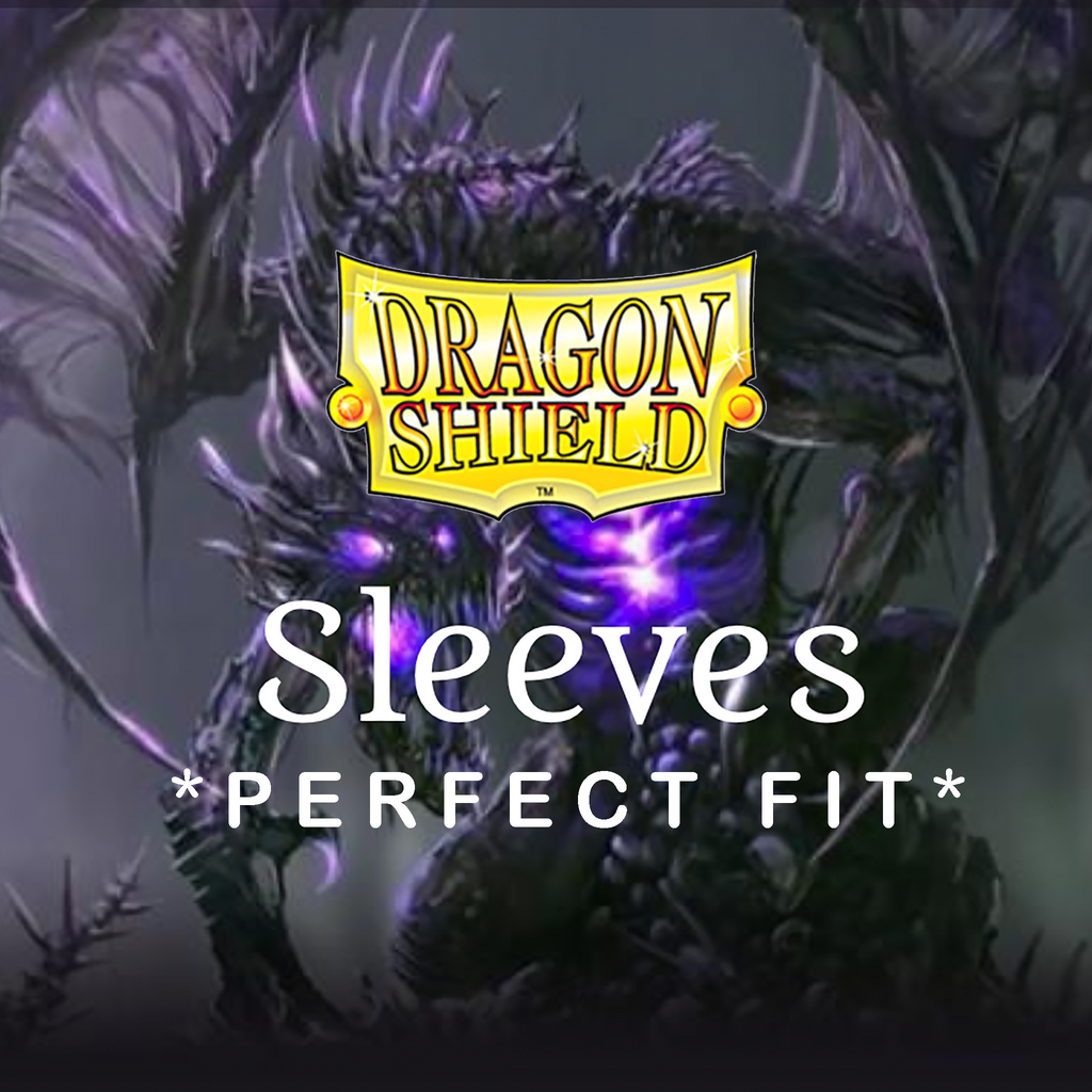 Dragon Shield Perfect Fit (100 ct in bag)