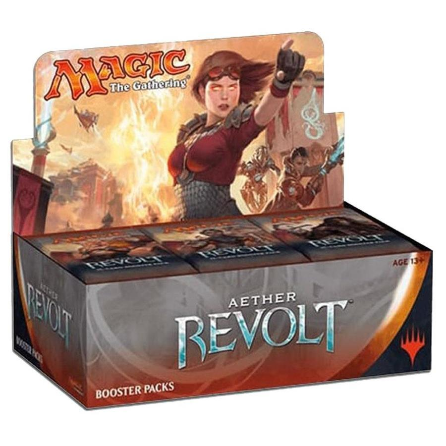 AER: Aether Revolt Booster Box