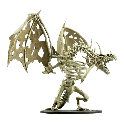 [Unpainted Miniatures] Pathfinder Battles™ Deep Cuts™ - Gargantuan Skeletal Dragon