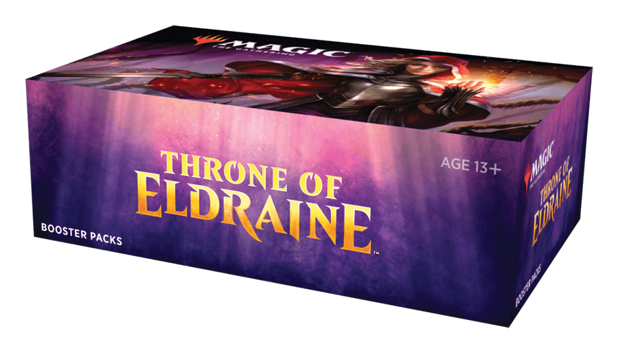 Throne of Eldraine: Booster Display - WPN
