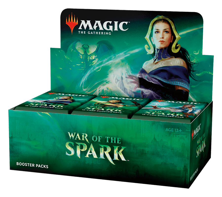 WAR: War of the Spark Booster Box