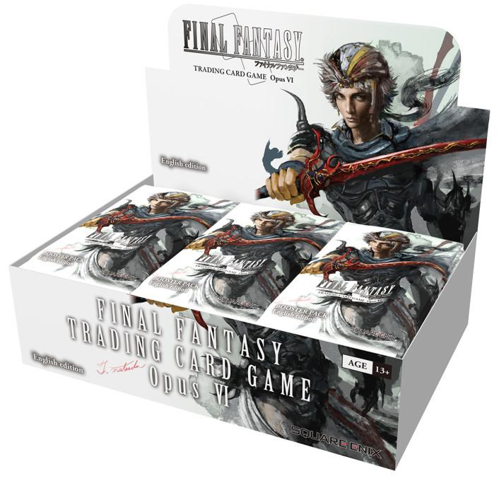 Final Fantasy TCG Opus VI Booster Box