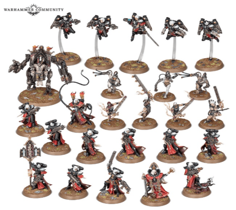 Adepta Sororitas: Sisters of Battle