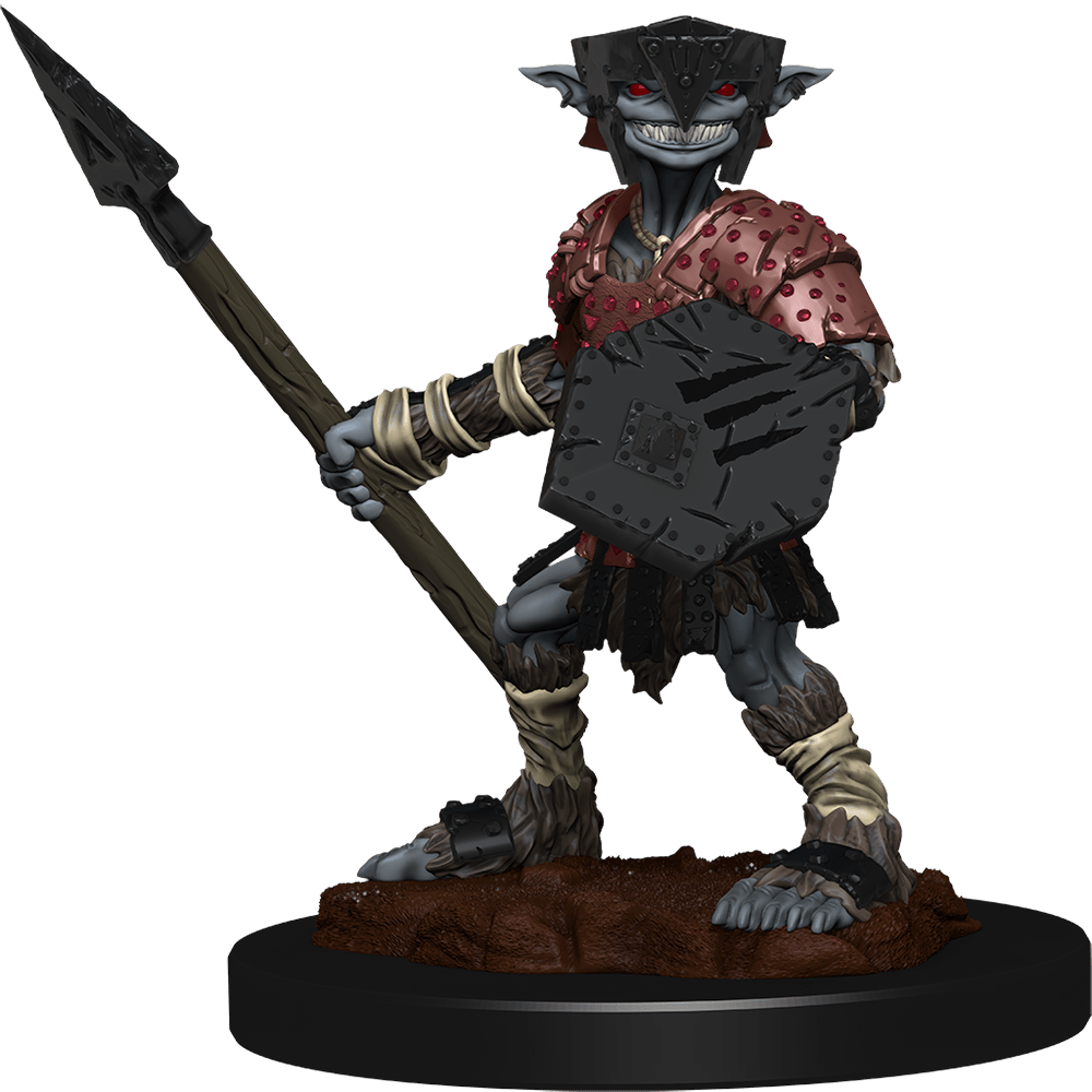 [Unpainted Miniatures] Pathfinder Battles™ Deep Cuts™ - Hobgoblin