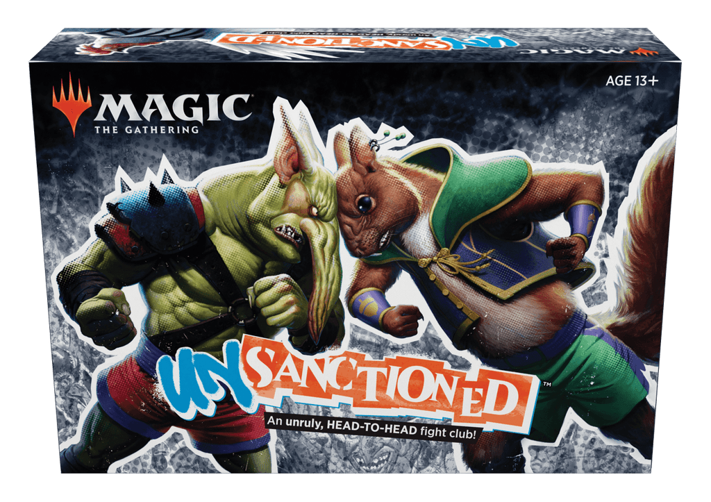 Unsanctioned: Set of 4 Boxes (2nd wave)
