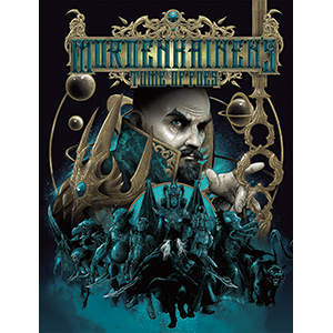 D&D Mordenkainen's Tome of Foes [Alt Cover]