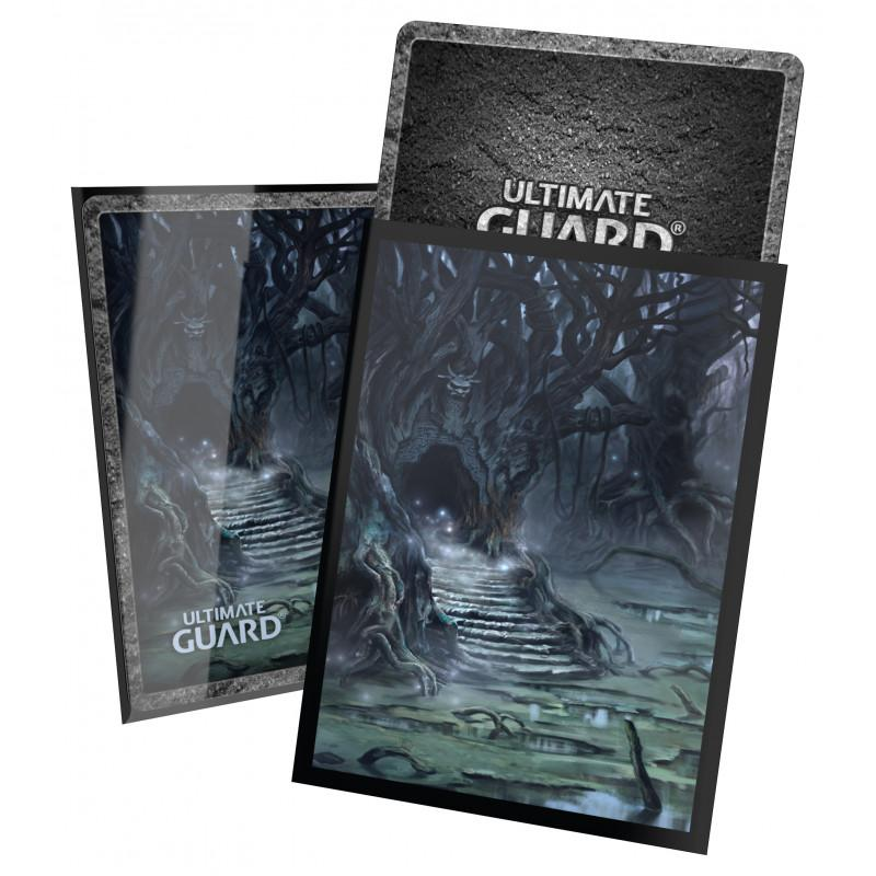 Lands Edition II Artwork Sleeves