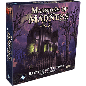 Sanctum of Twilight (Mansions of Madness Expansion)